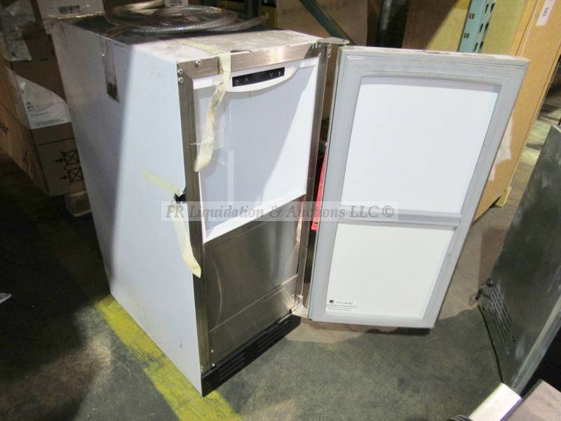 Uline 15'' Ice Maker | MAJOR APPLIANCE DISTRIBUTOR OVERSTOCK