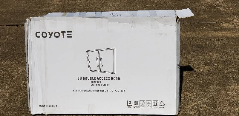 Double Access Doors | HIGH END APPLIANCE LIQUIDATION