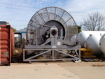 SKIDDED COIL REEL COIL TUBING UNIT / MACHINE BUILT BY Total Equipment & Service Incorporated Granbury, TX.