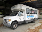 1997 Ford E-350 17 passenger Bus