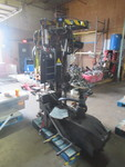HOFMANN EASYMONT PRO TIRE CHANGER / SNAP ON MH 310 / 320