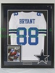 Dez Bryant signed Dallas Cowboys Jersey with COA