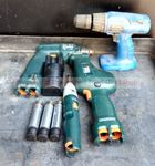 VersaPak Hand Tools and Drill