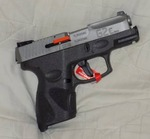 NEW!!! Taurus G2C  GR/SS  9MM Pistol