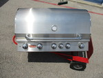 Bull Brahama Built in Propane Grille, Cost around $3,500 new