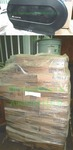Pallet of Kimberly Clark double toilet paper roll dispensers