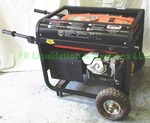 Tahoe industrial grade gas generator, never used like new condition
