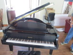 2007 Baldwin Model M Baby Grand Piano