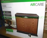 Aircare valiant evaporative humidifier