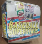FLEER 1988 LIMITED EDITION BASEBALL SUPERSTARS CARDS UNOPENED PACKS
