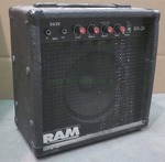 RAM BASS GUITAR AMPLIFIER