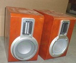 PHILIPS IMPEDANCE SPEAKERS