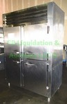 Traulsen stainless steel Reach In Heated Holding Cabinet