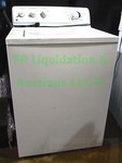GE Clothes washing machine model WJSR4160G2WW