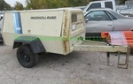 Ingersoll Rand 185 portable air compressor, missing some parts