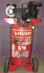 Husky Pro VT631502AJ Vertical Air Compressor 5 HP 26 Gallon