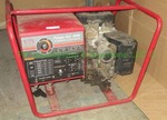 Lincoln Electric Power Arc 4000 AC generator - AC stick welder, matches lot 190