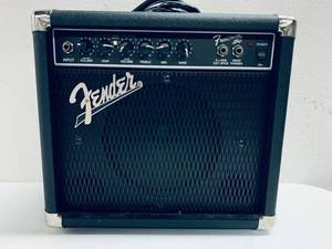 "Fender Frontman Guitar Amp 6.5"" Speaker 2 Channels 38W"