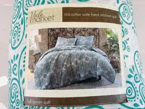 Comforter Bed Set by Voile Market Full/Queen