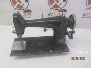 WESTINGHOUSE ELGIN ROTARY VINTAGE  SEWING MACHINE ONLY  AAE20084