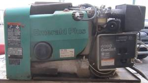 Onan Emerald Plus Generator