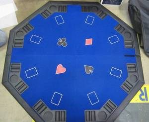 Portable Poker Table Top