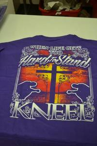 Christian t shirts & more Benefit Auction