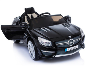Mercedes Benz SL 63 AMG Ride Car Battery Powered for Kids