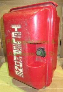 Allen weatherproof single line emergency telephone