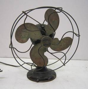 "Emerson 10"" metal fan"