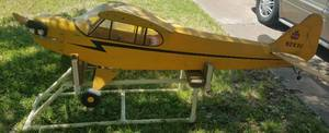 CUSTOM BUILT RC AIRPLANE ***OVER 7FT LONG X 14 FT WIDE***