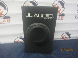 JL AUDIO AUDIO BUILT IN USA  4-OHM FINAL IMPEDANCE