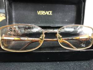 Versace eyeglasses with case