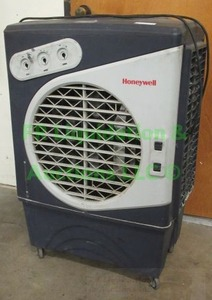 Honeywell model CO60PM evaporative air cooler