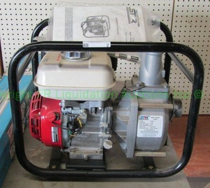 Honda GX120 North Star semi-trash pump model 109160