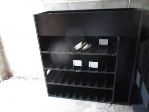 Large Multi Slot Storage / Display Bin