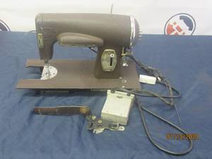VINTAGE KENMORE E-6354 SEWING MACHINE