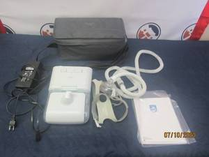 PHILIPS RESPIRONICS DREAMSTATION HEATED HUMIDIFIER WITH CARRY BAG