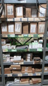 Contents of 6 shelves including HVAC parts, components etc. as shown