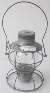 Vintage 1920's Handlan St. Louis USA railroad lantern as shown. This piece is in excellent, very clean condition for its age. Take a look!!