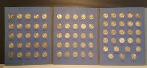 "Silver ""Mercury"" Head Dime Collection 1916-1945 (77 piece set) **You are bidding by the piece**"