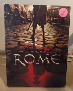 ROME - THE COMPLETE FIRST SEASON DVD SET