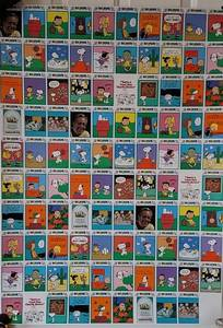Charles Schulz Snoopy Red Baron Trading Cards