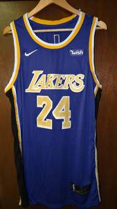 Kobe Bryant Official Jersey - ALL Letters and numbers are sewn on. New with tags - Size 54 (XXL)