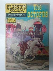 THE OCTOPUS CLASSIC ILLUSTRATED