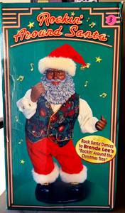 ROCKIN' AROUND SANTA - LNIB