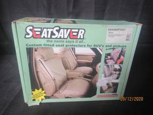NEW IN BOX COVERCRAFT  SEATSAVER GREY SS8386PCGY