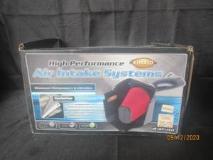 NEW IN BOX HIGH PERFORMANCE AIRAID HIGH PERFORMANCE AIR INTAKE SYSTEM 200-129