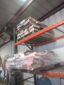 2 PALLETS OF TECH BOOKS FOR VARIOUS FORKLIFTS AND HYDRAULICS