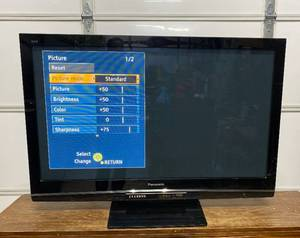 Panasonic High Definition Plasma TV